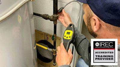 Learn Residential Energy Efficiency- IREC accredited training provider