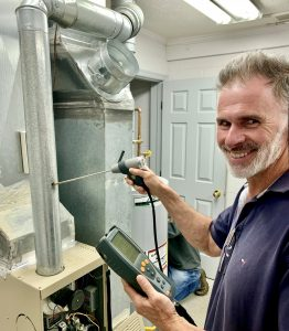Learn Residential Energy Efficiency- Combustion Appliance Zone Safety One Day Course