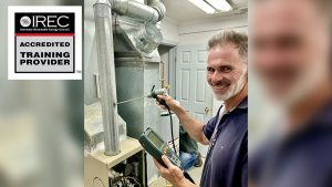 Learn Residential Energy Efficiency- Combustion Appliance Zone Safety Hands-On Course